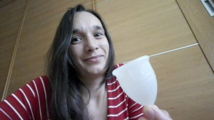 ¡Hola, copa menstrual, cuánto tiempo!